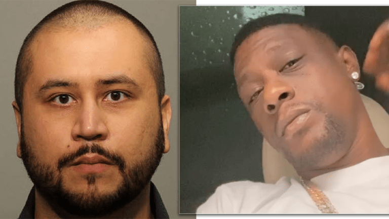 Twitter: Boosie Beat Up George Zimmerman In Walmart - Here's The TRUTH!!