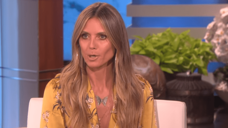 Heidi Klum Defends 'AGT' Following Gabrielle Union Firing: 'I've Only Had An Amazing Experience!!'