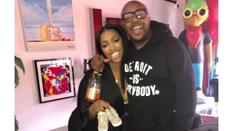 Atlanta Housewives Porsha Confronted By Fiancé Sidechick!!