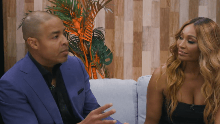 Mike Hill Posts Heartwarming Message To GF Cynthia Bailey