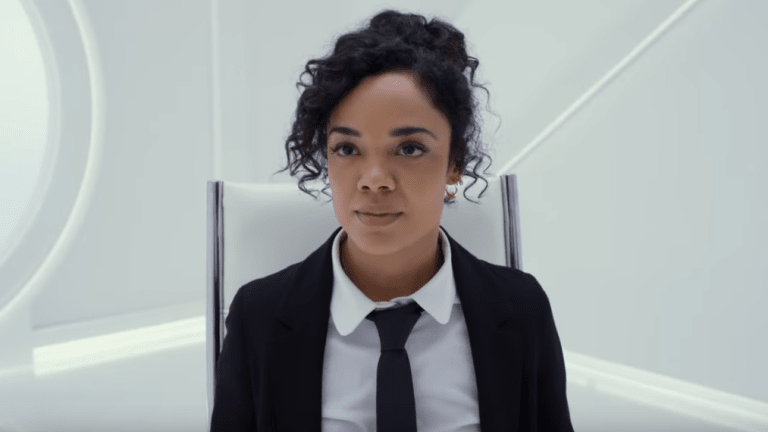 Tessa Thompson Saves The Universe In MIB: International Trailer