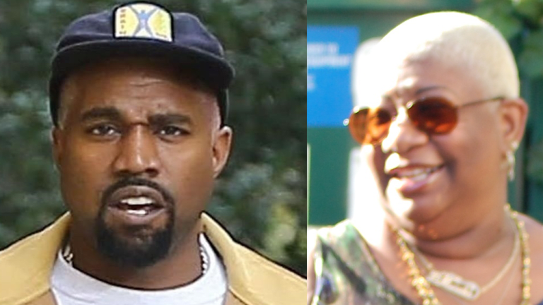 Twitter Says Kanye West Is Morphing Into LUNELL!!