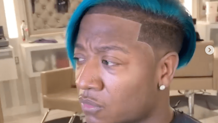 Yung Joc Shows Off New Transgender Hairstyle Mto News