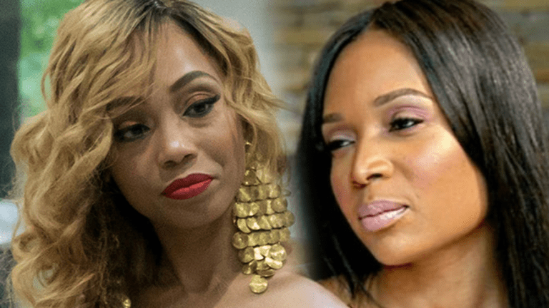 Atlanta Housewives Marlo & Shamari Fight On Twitter!! (Who Won?)