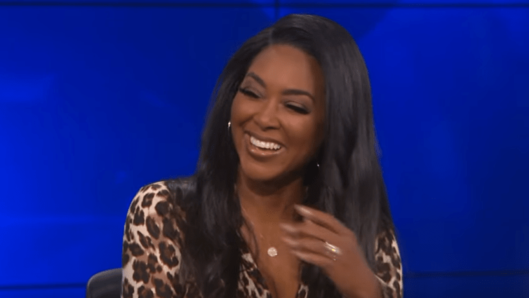 Animal Activists Come For Kenya Moore After Posting Fur Pic