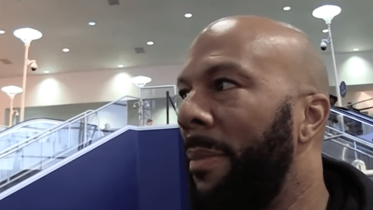 Common Does Not Support Travis Scott's NFL Performance