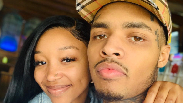 TI's Daughter Zonnique Is PREGNANT By Rapper BF!! (Pics)