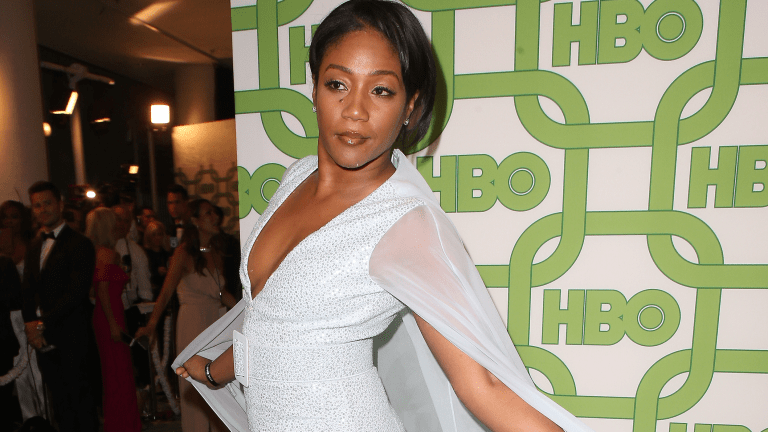 Tiffany Haddish Is Dating An Older White Man!! (Pics)