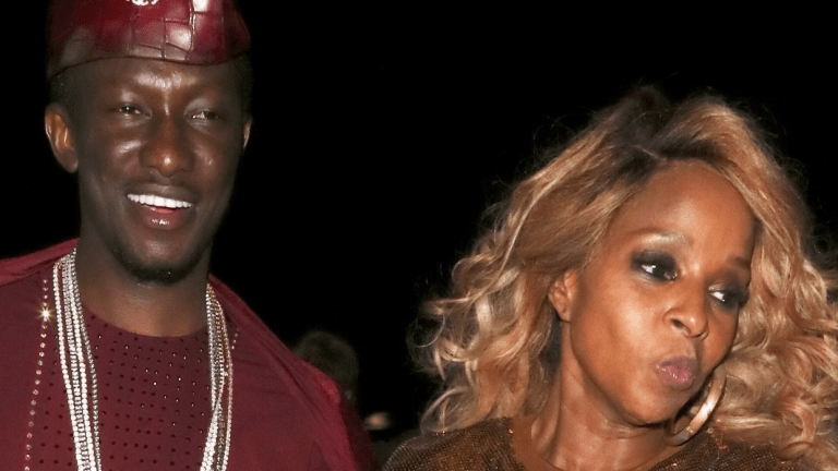 Mary J Blige Is Dating An African PRINCE!! (PICS)