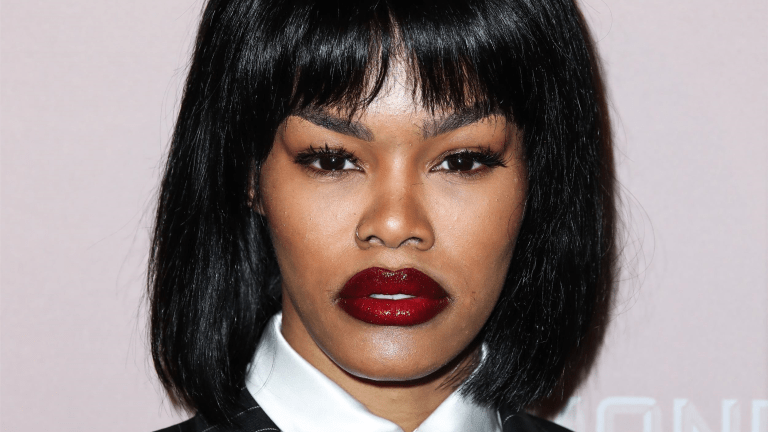 Teyana Taylor Unveils New Face Post-Surgery - BEAUTIFUL!!