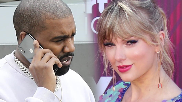 Kanye's Getting #MeToo - Taylor Swift Calls  'S*xual Predator'!!
