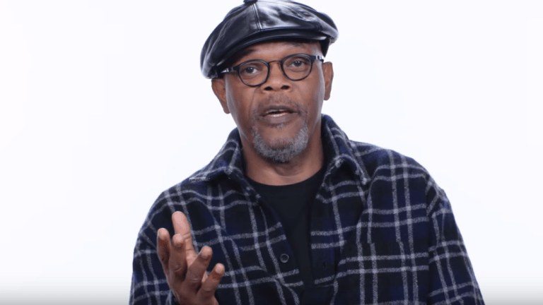 """Samuel L. Jackson To Trump Fans: """"Burn Up My Videotapes. I Don't Give A F*ck."""""""
