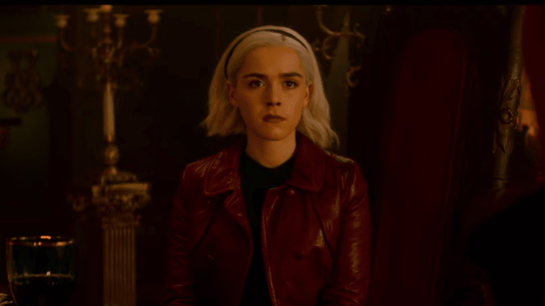 Netflix Releases Trailer For 'Chilling Adventures of Sabrina: Part 2'