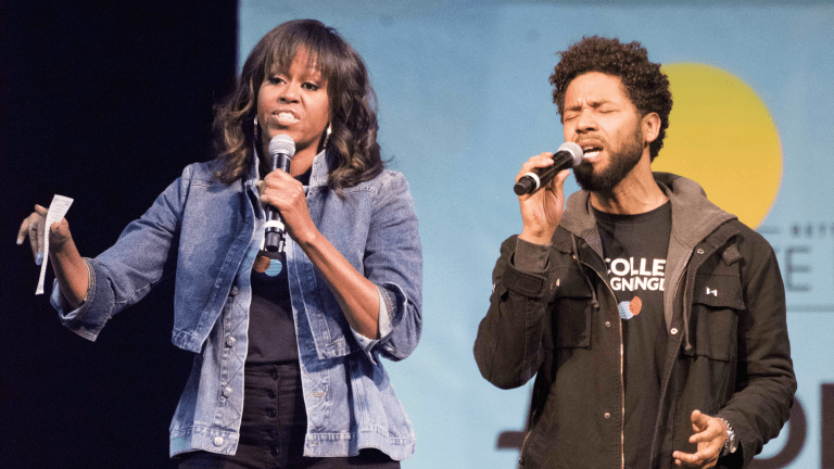 Jussie Smollet Got Off Due To 'Michelle Obama' Connection!!