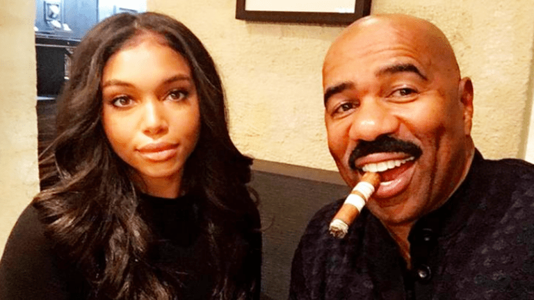 Steve Harvey Confronting Diddy Over Daughter Dating Rumors!!