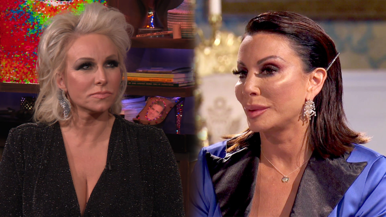 NJ Housewives Danielle & Margaret Get Into FIST FIGHT!! (Details)