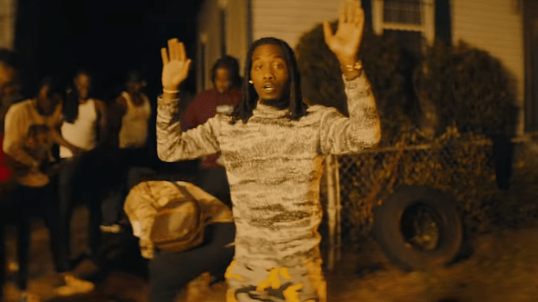 Offset Meets With Father For First Time In 23 Years