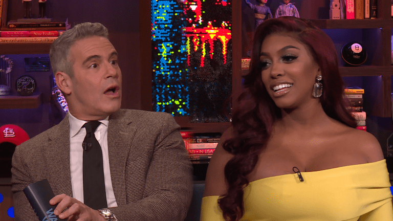 Andy Questions Paternity Of Atlanta Housewife Porsha's Baby!!