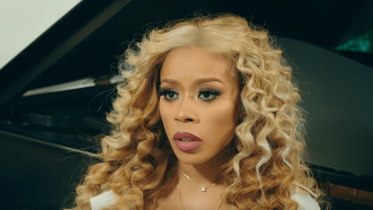 Keyshia Cole Confirms Pregnancy; Shows Off Baby Bump