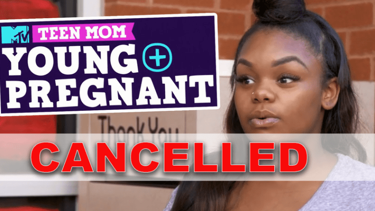 MTV Is Cancelling Teen Mom Young & Pregnant!!