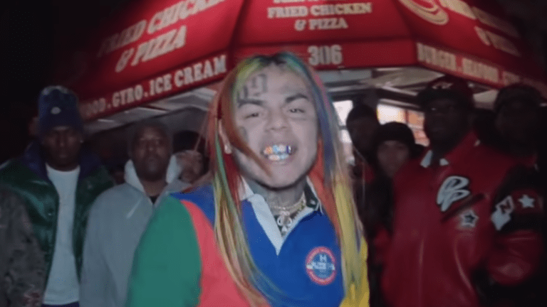 Judge Denies Tekashi 6ix9ine's Request To Serve Out Prison Sentence At Home
