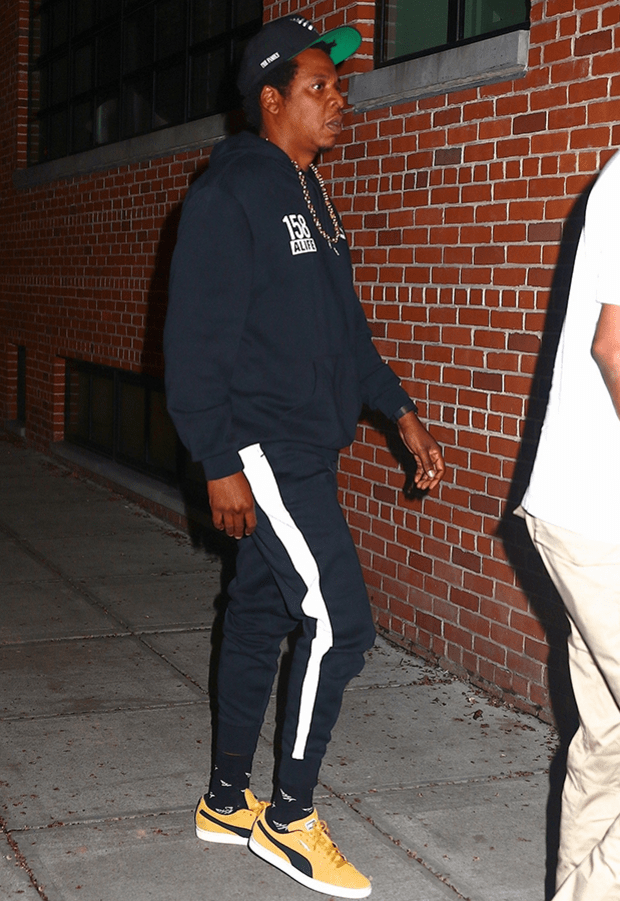 Pics Jay Z Appears To Be Growing Dreads His Hair Is Starting To Loc Up Mto News