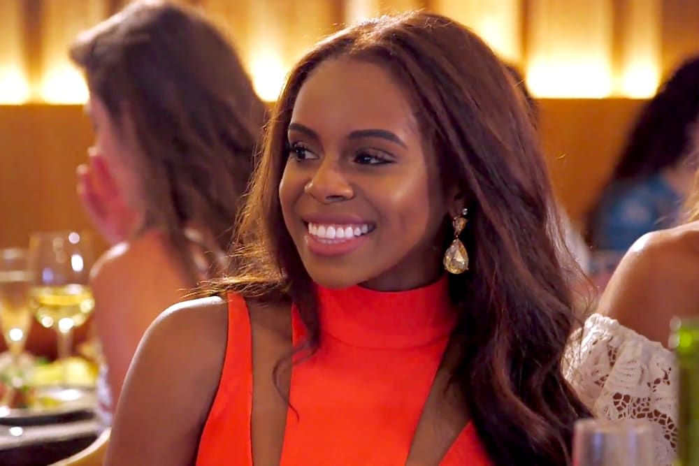 Nicki Minaj Nearly 'Comes To Blows' w/ Candace At Real Housewives Potomac Reunion!!