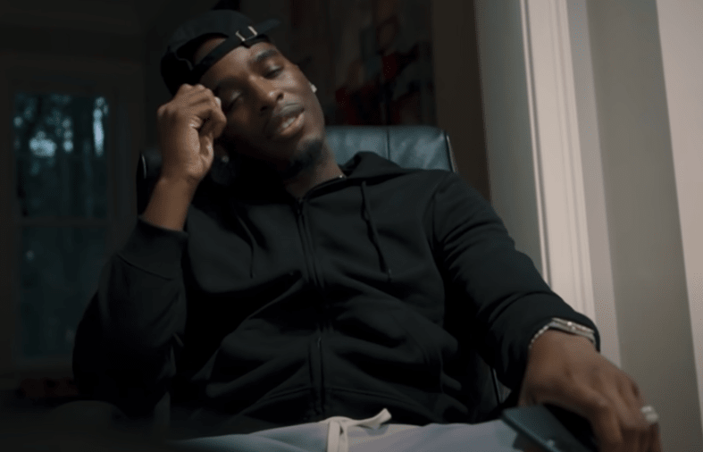Hitman Holla's GF Shot In The Face During Home Invasion!!