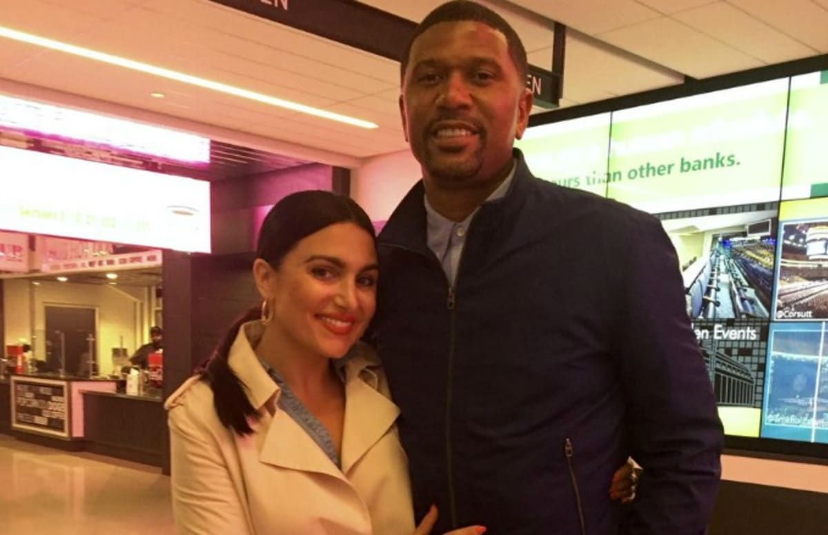 Espn Host Jalen Rose And Molly Qerim Got Married According To A Number Of Online Sources Word Is That The Couple Who Has Been Dating Now For The Past 3
